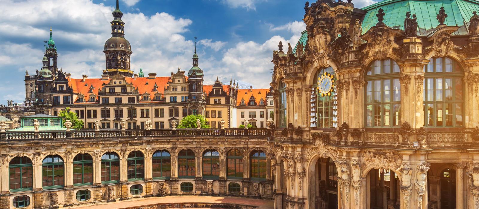 Destination Dresden Germany
