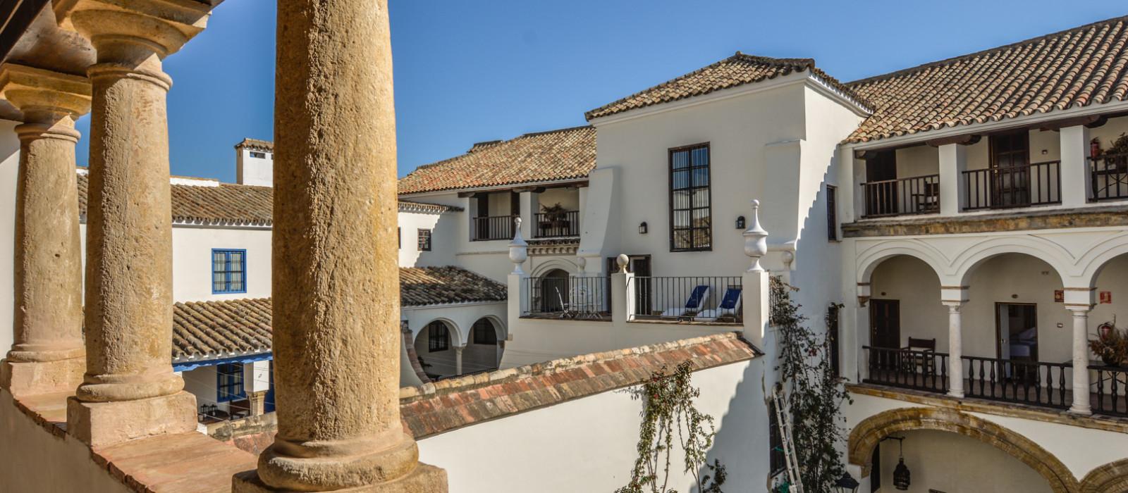 Hotel Las Casas de la Judería de Córdoba Spain