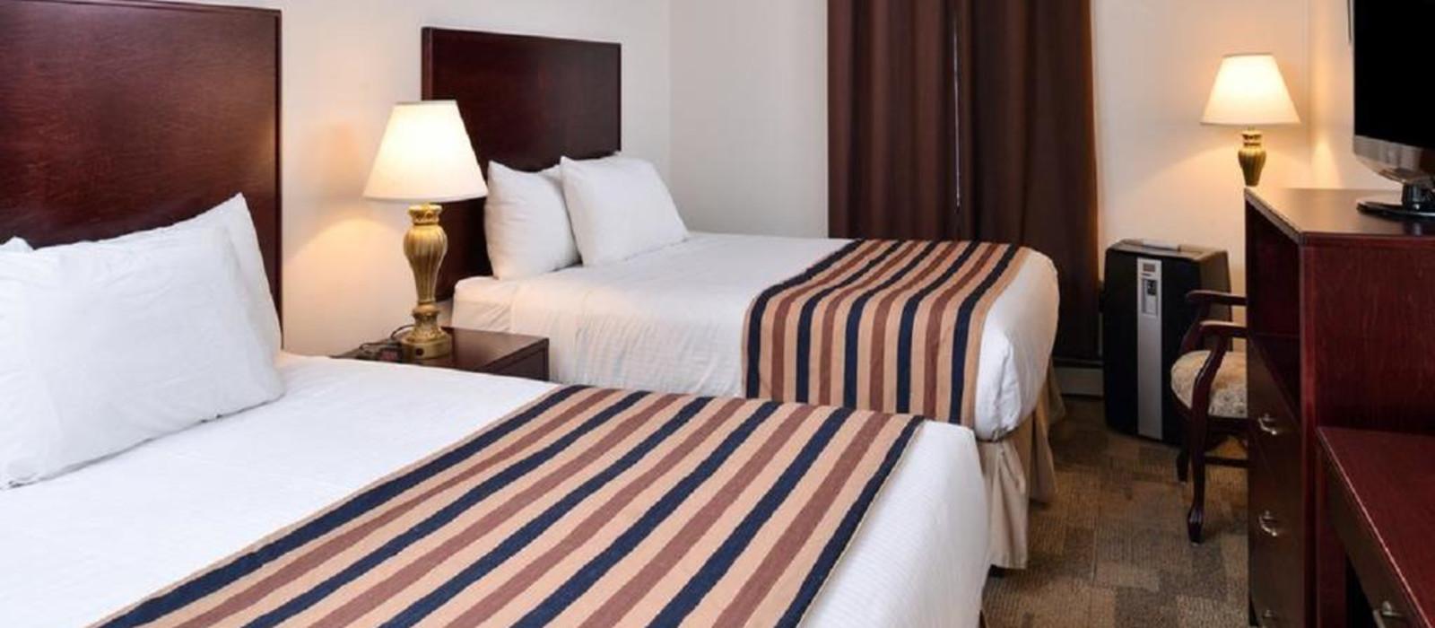 Hotel Canadas Best Value Inn Downtown  Dawson City Canada