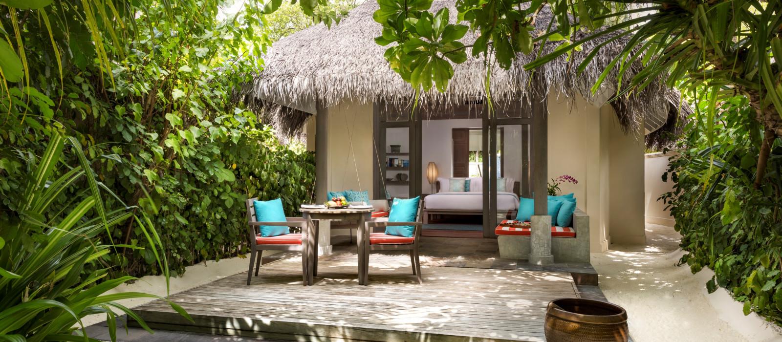Hotel Anantara Dhigu Maldives Resort Malediven