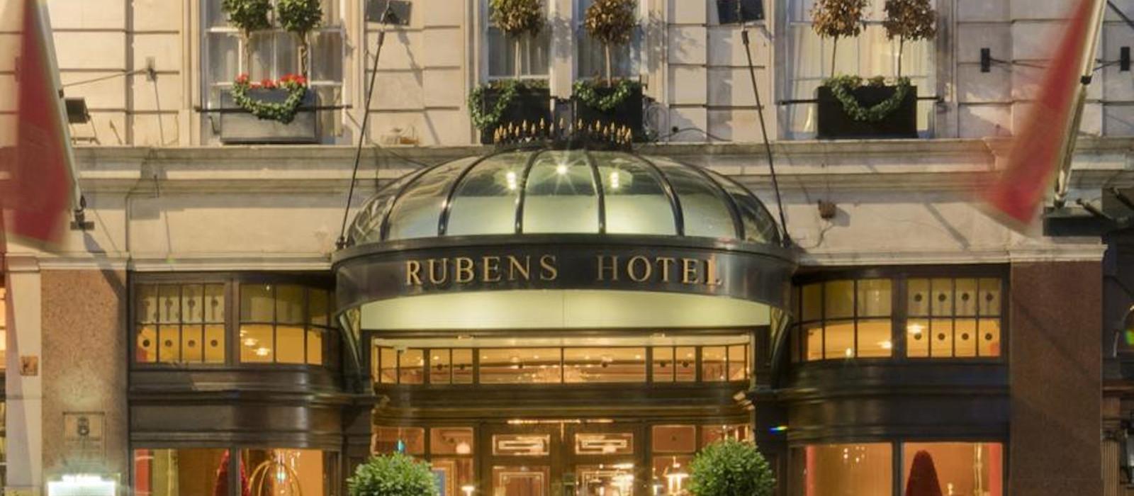 Hotel Rubens at the Palace UK & Ireland