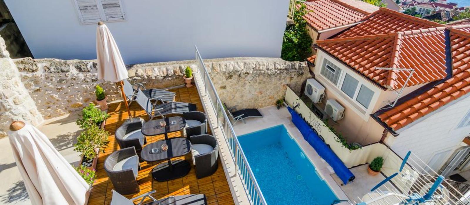 Hotel Apartments Villa Ankora Kroatien & Slowenien