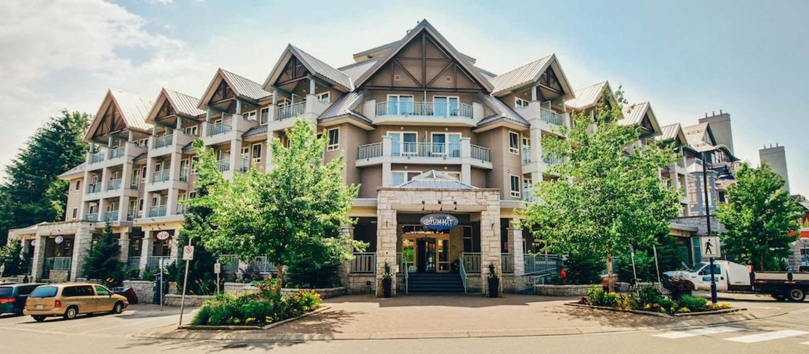 Hotel Summit Lodge Boutique  Kanada