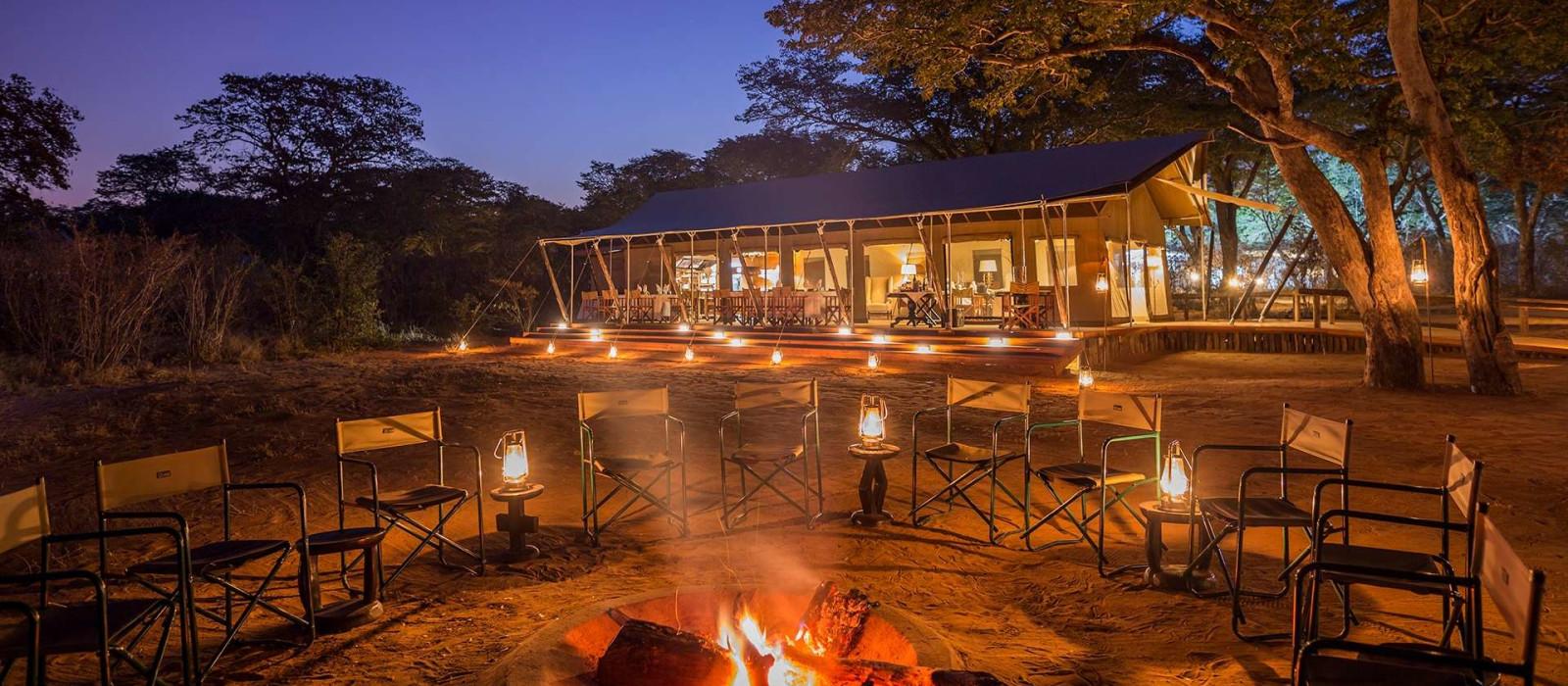 Hotel Verney's Machaba Simbabwe