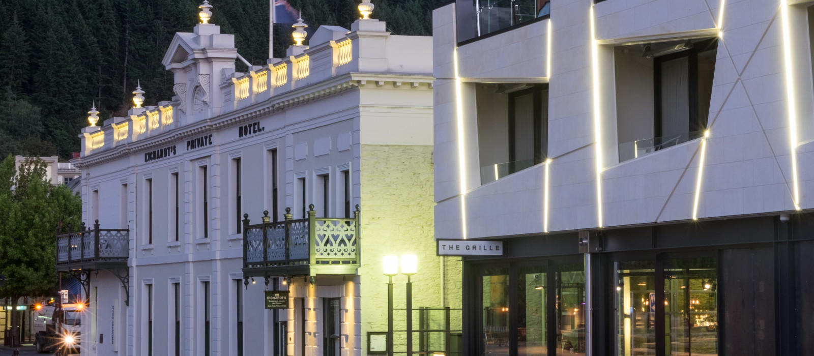 Hotel Eichardt's Residence Neuseeland