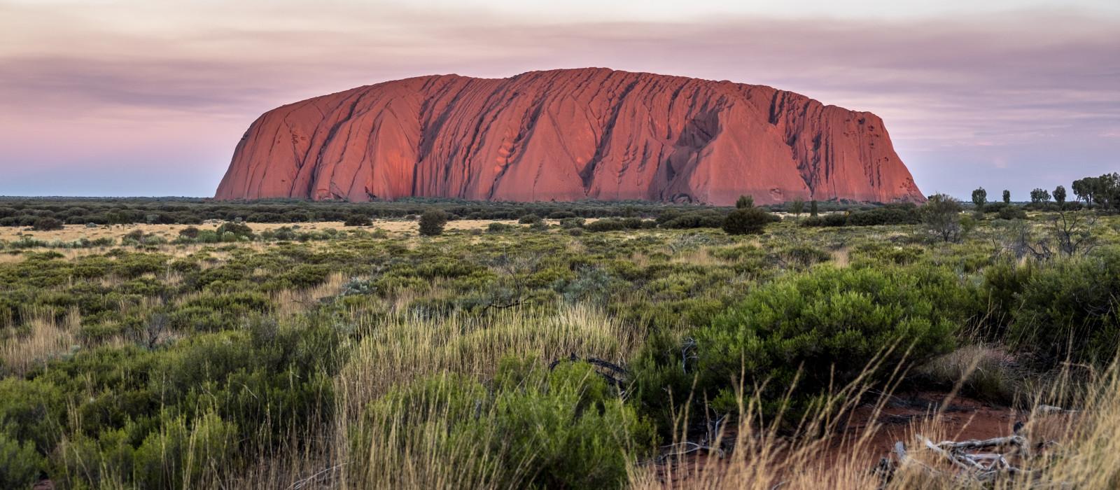 Reiseziel Ayers Rock / Uluru Australien