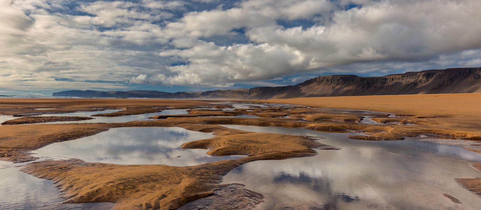 Reiseziel Patreksfjörður Island