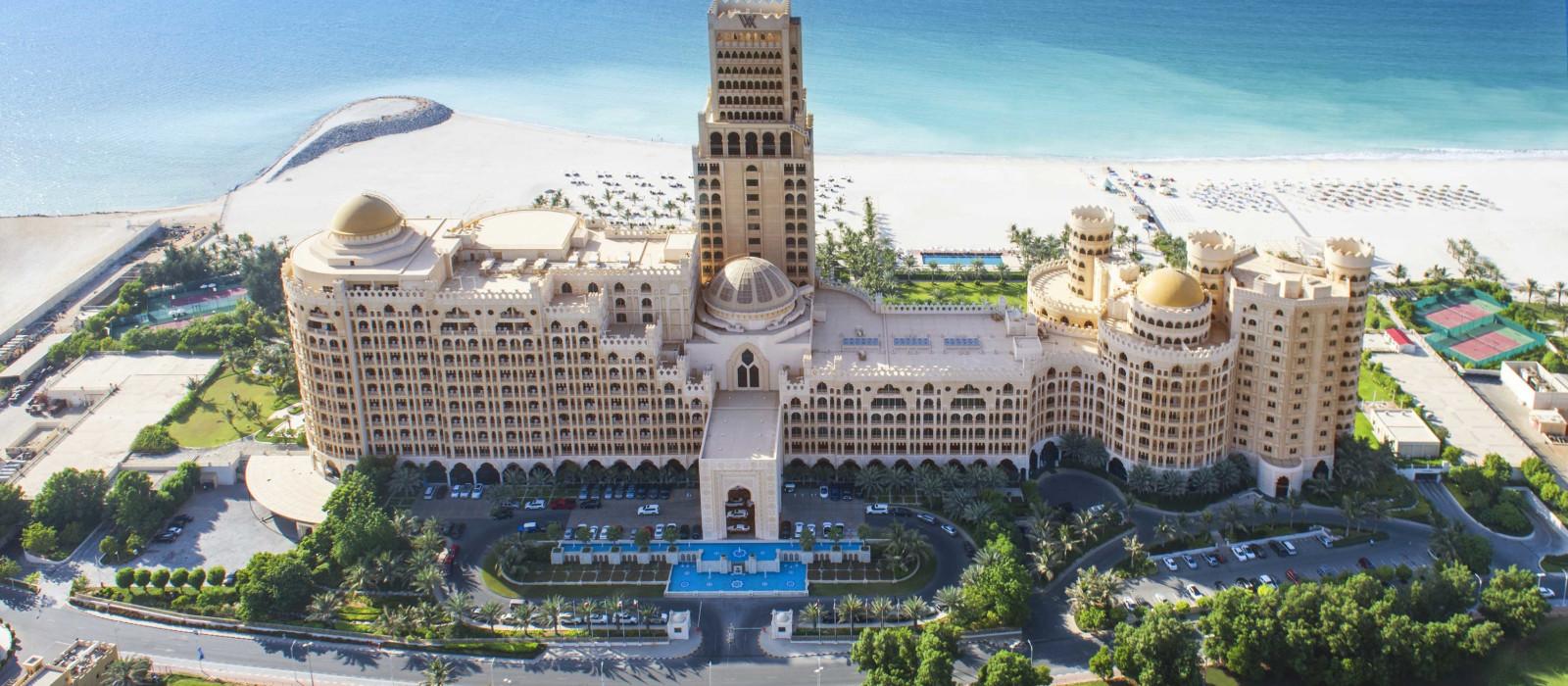 Hotel Waldorf Astoria Ras Al Khaimah Vereinigte Arabische Emirate