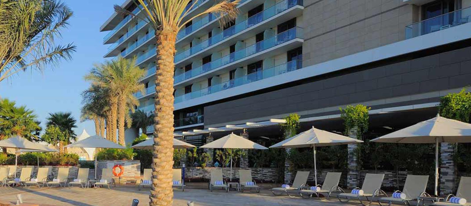 Hotel Park Inn by Radisson Abu Dhabi, Yas Island Oman