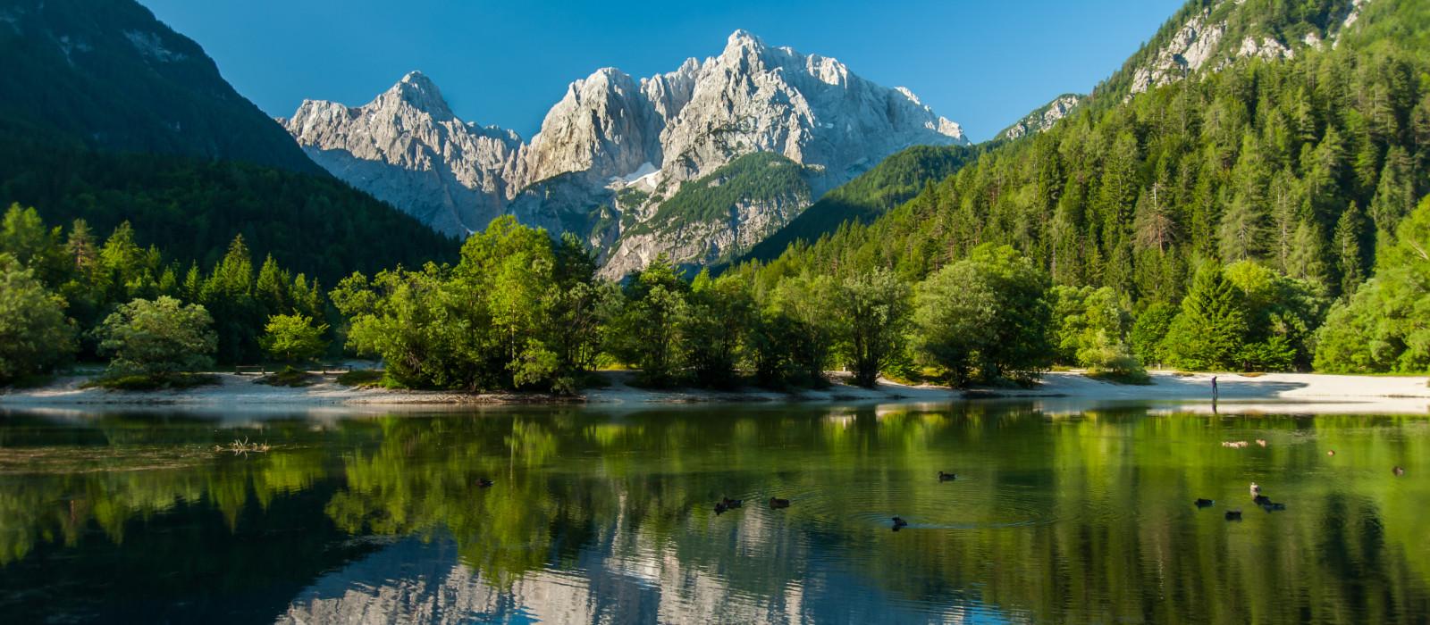 Destination Kranjska Gora Croatia & Slovenia