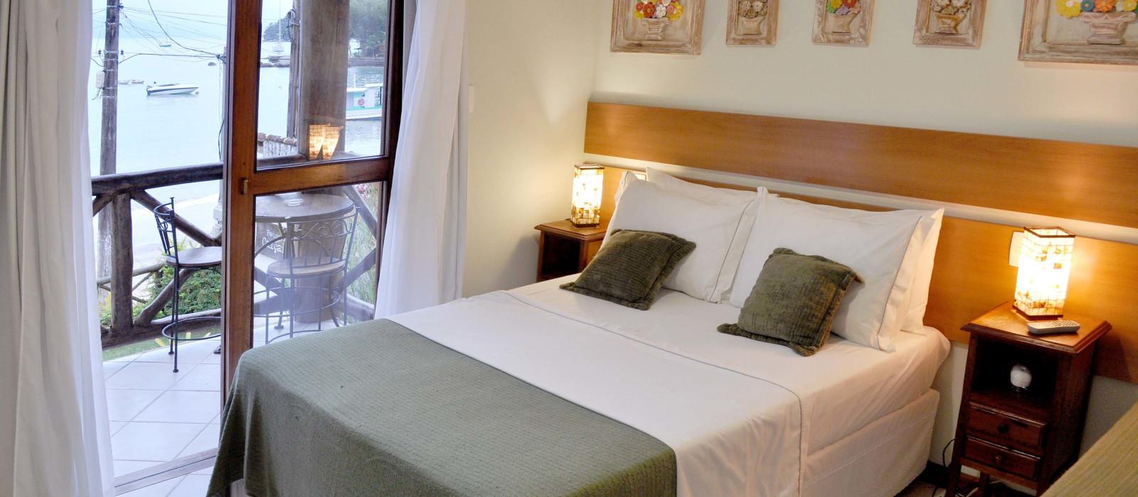 Hotel Caiçara Pousada Brasilien