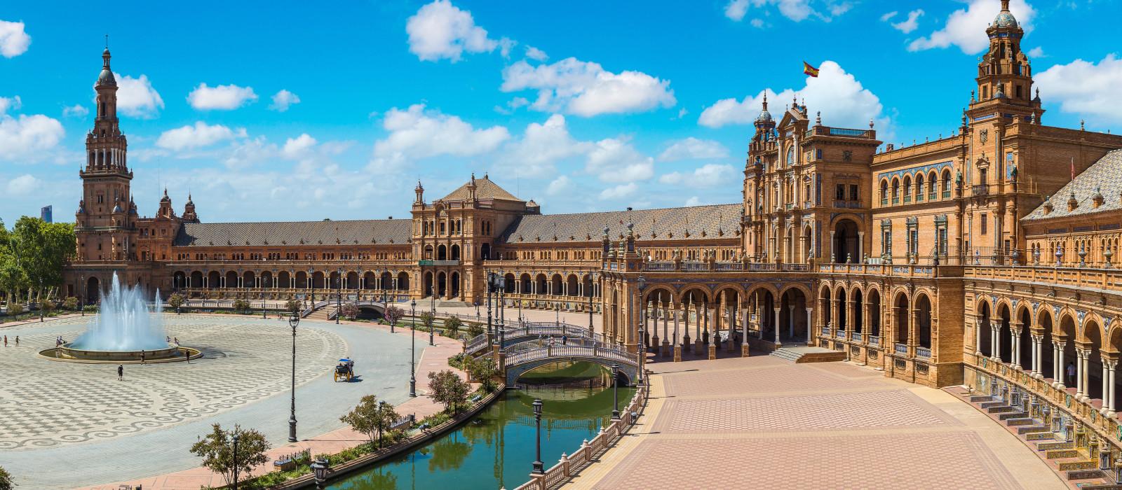 Destination Seville Spain