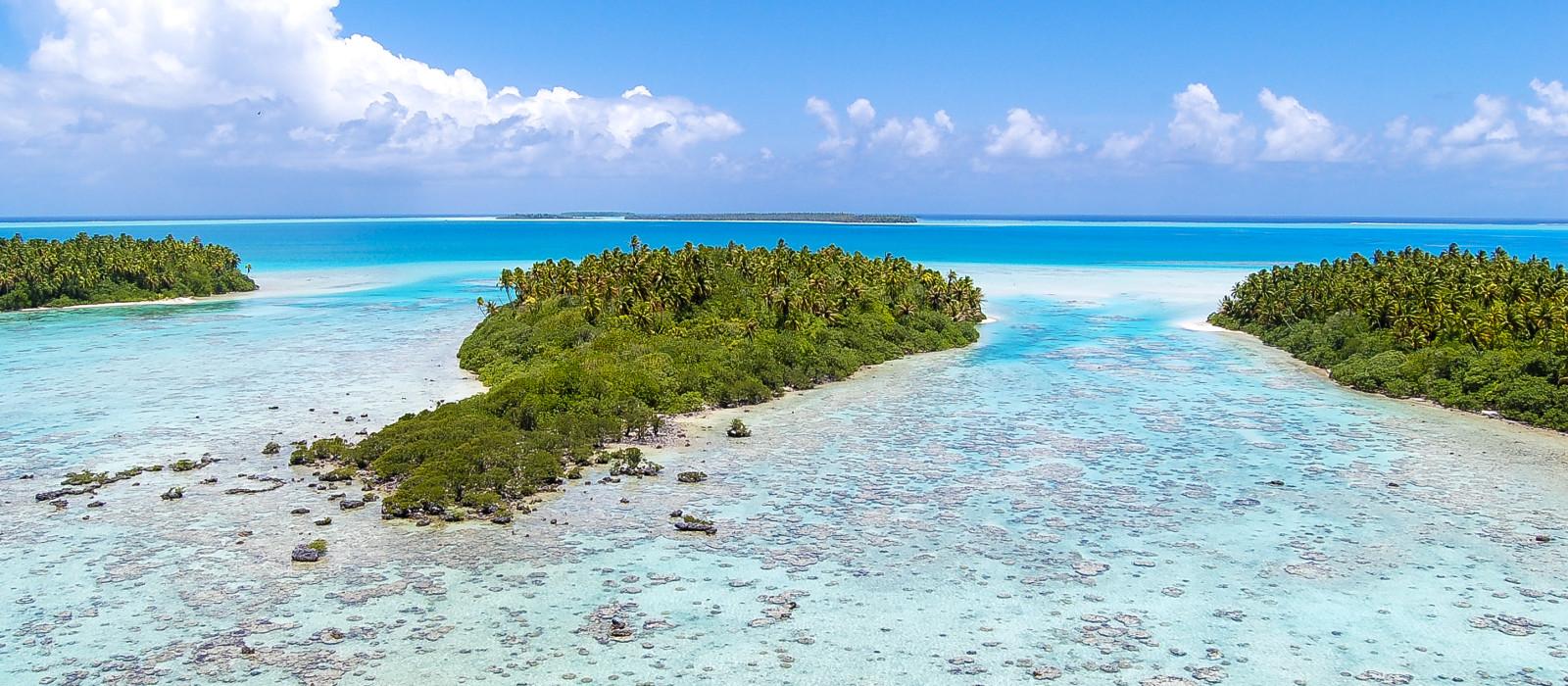 Destination Tetiaroa French Polynesia