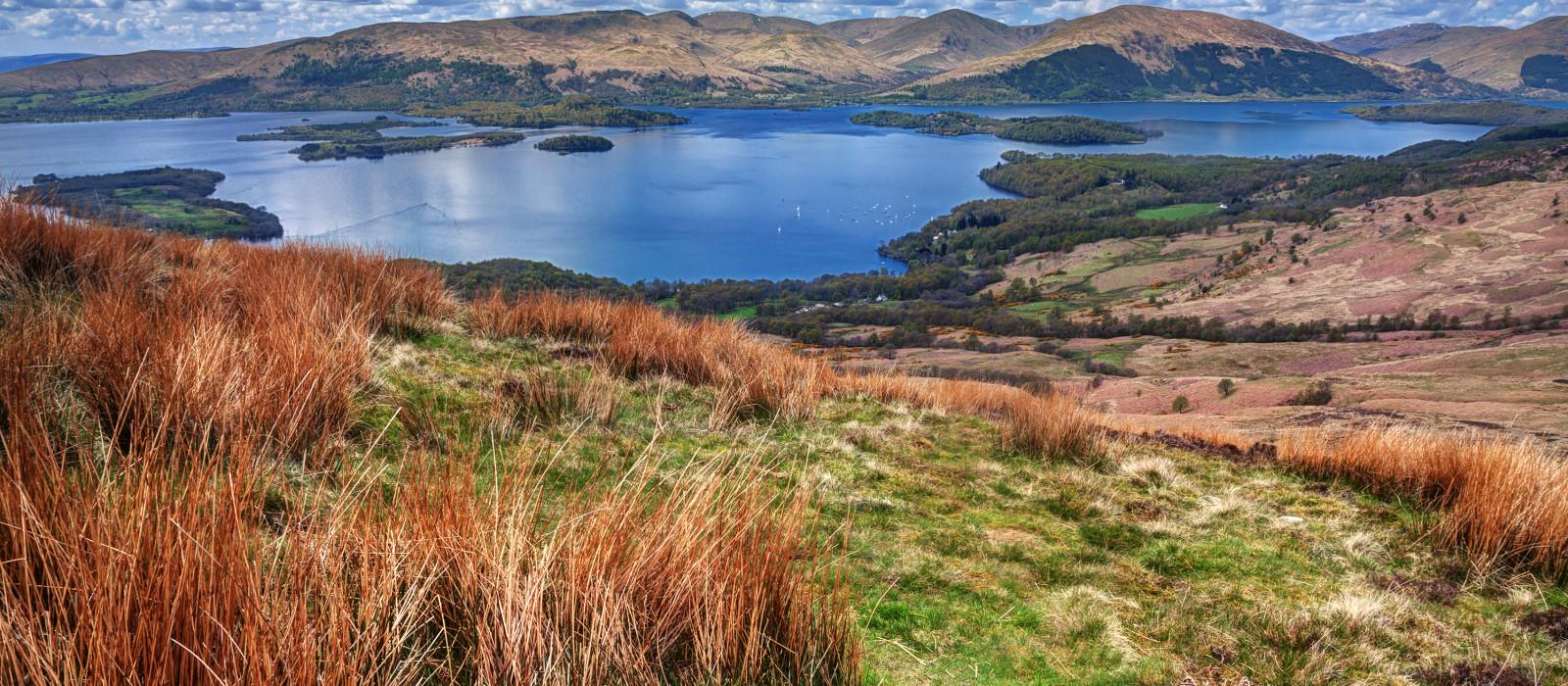 Destination Loch Lomond UK & Ireland