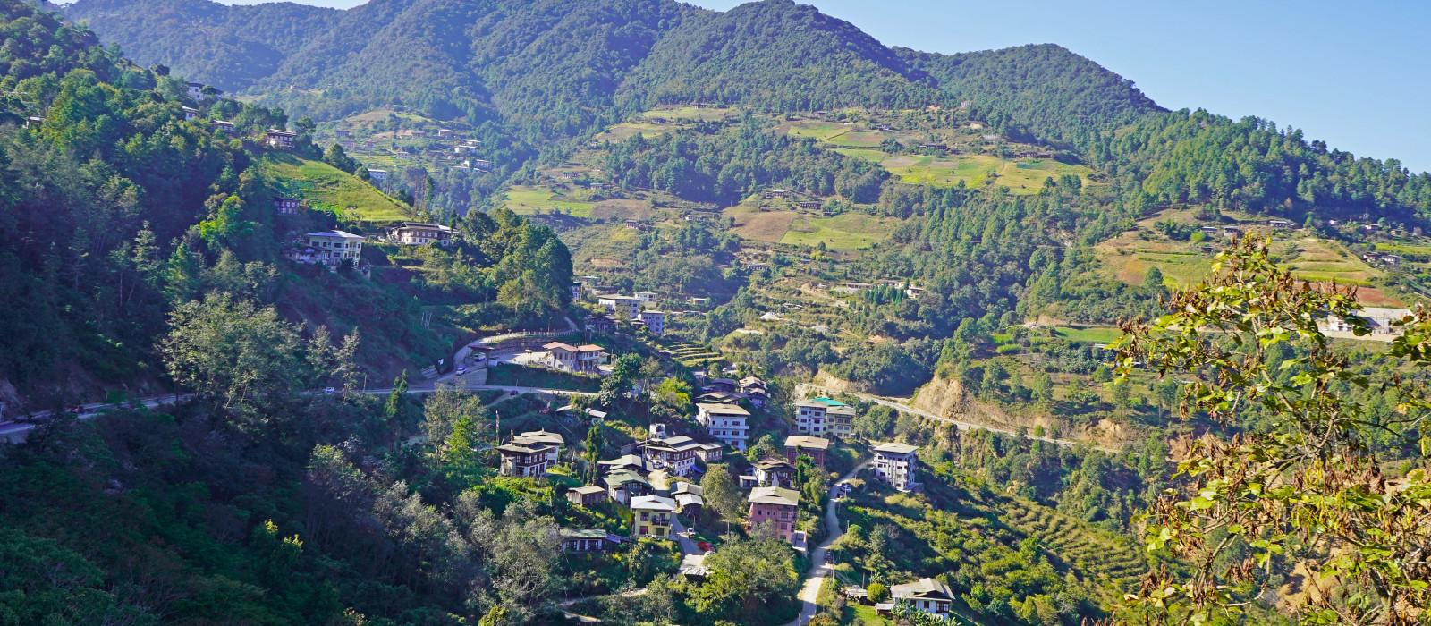 Destination Mongar Bhutan