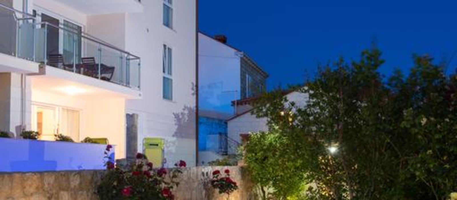 Hotel Apartments Villa Ankora Croatia & Slovenia