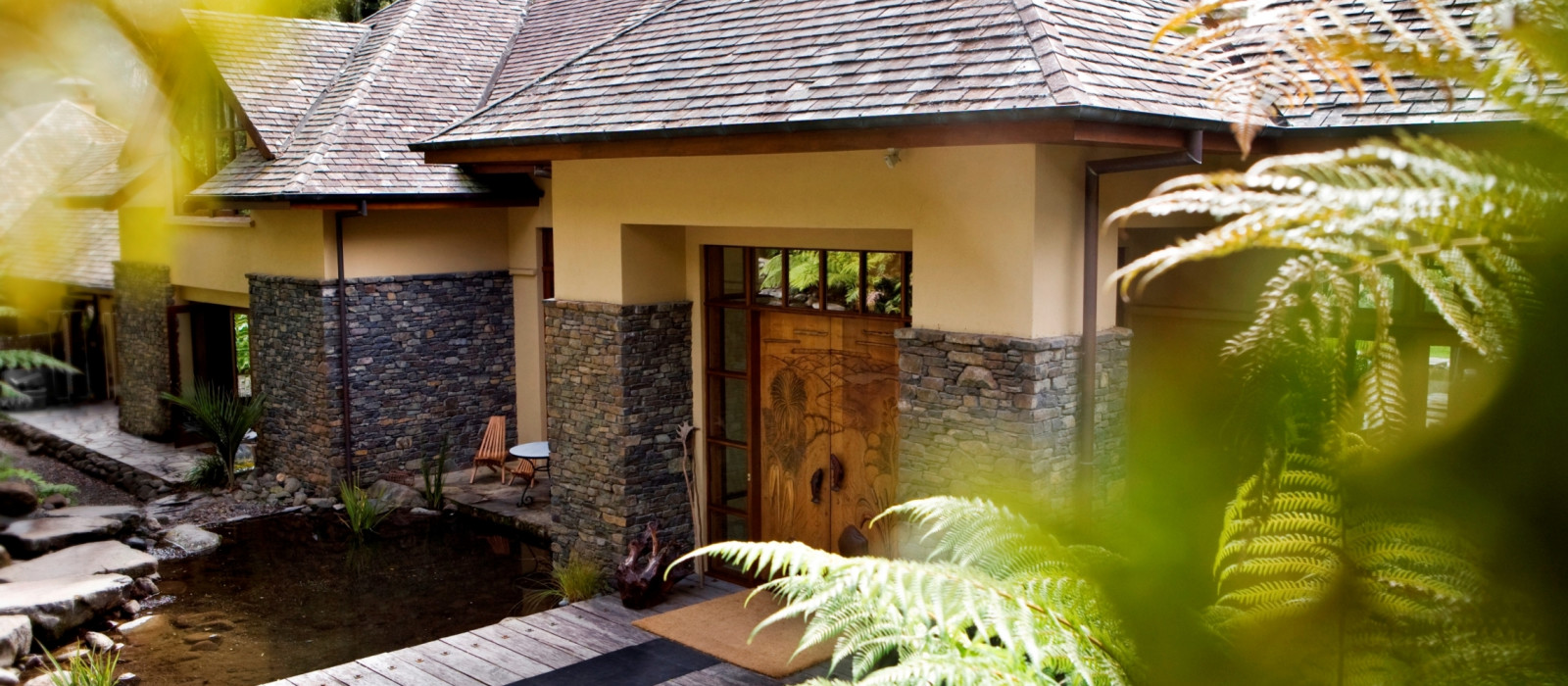 Hotel Treetops Lodge New Zealand
