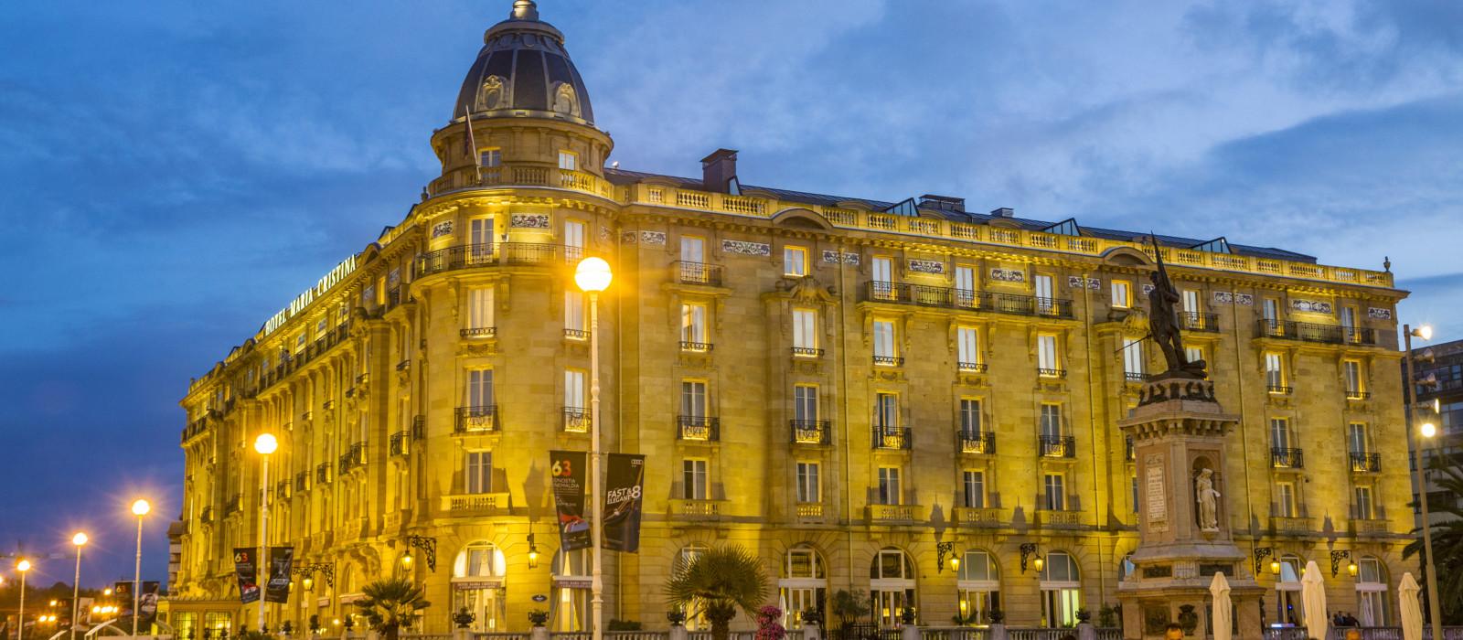 Hotel  Maria Cristina Spain