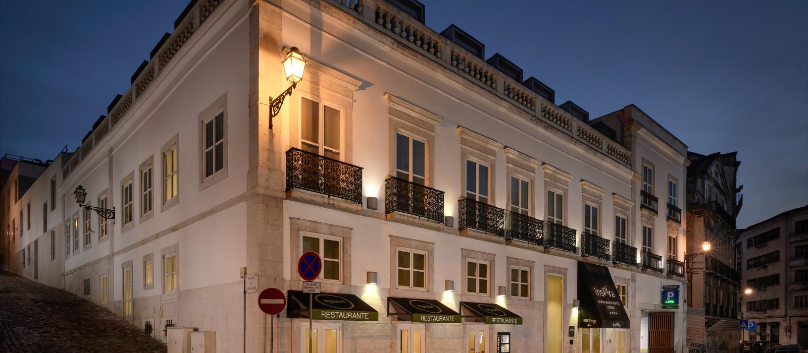 Hotel Inspira Santa Marta  Portugal