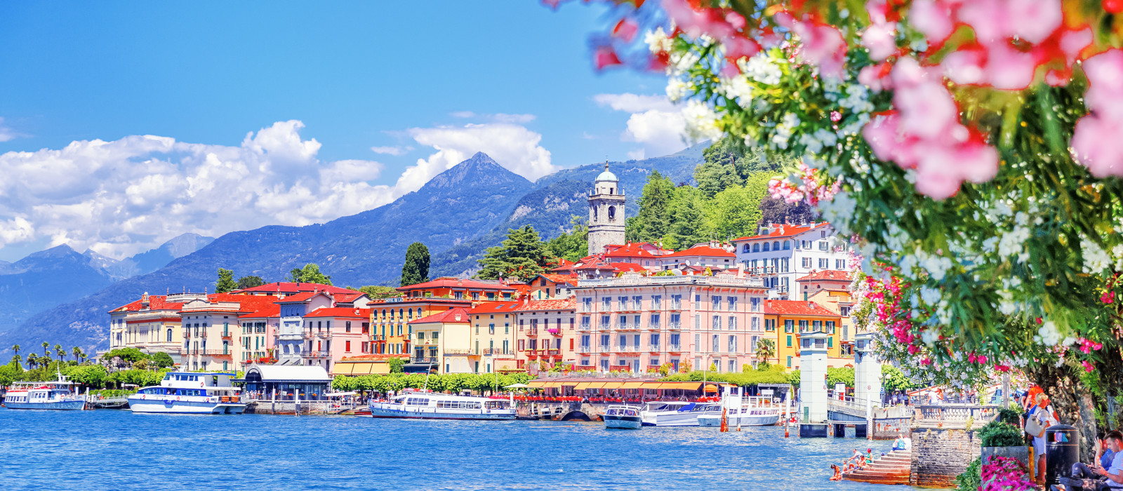 Destination Bellagio Italy