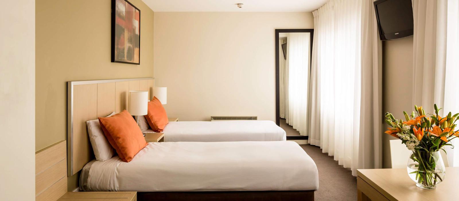 Hotel Travelodge Wellington Neuseeland