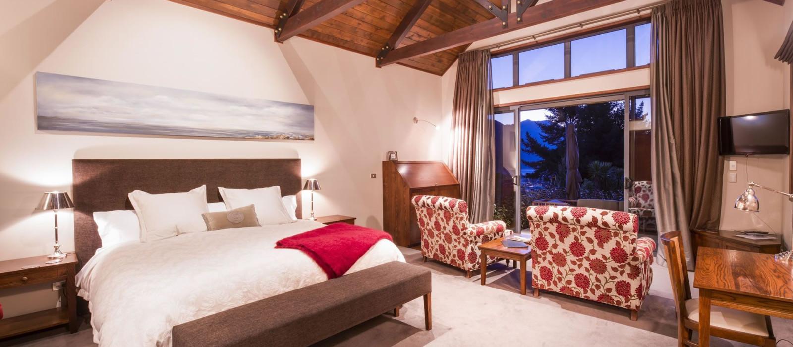 Hotel Tin Tub Luxury Lodge Neuseeland