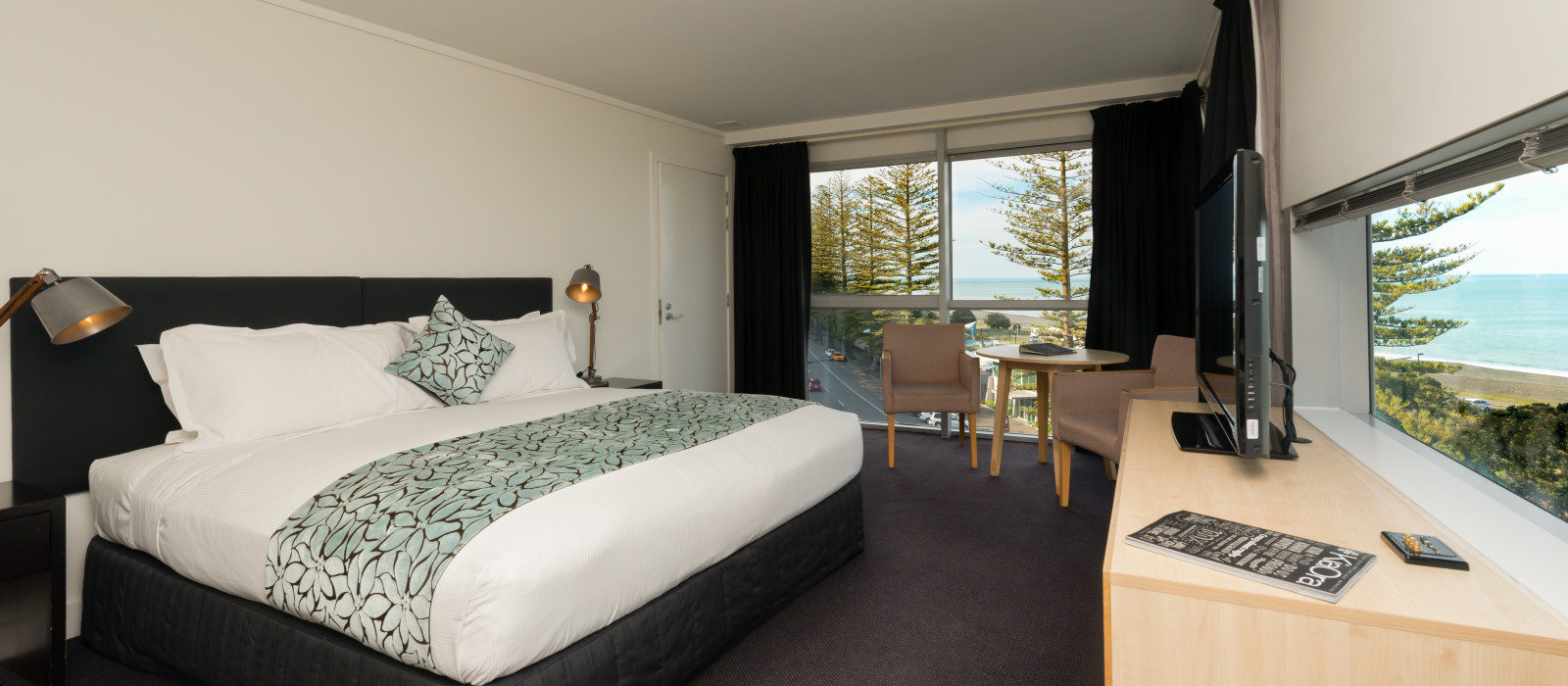 Hotel Scenic  Te Pania New Zealand