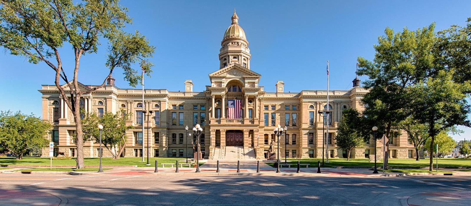 Reiseziel Cheyenne USA