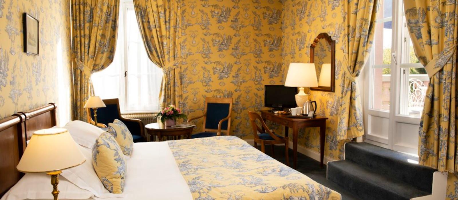 Hotel Chateau d'Isenbourg France