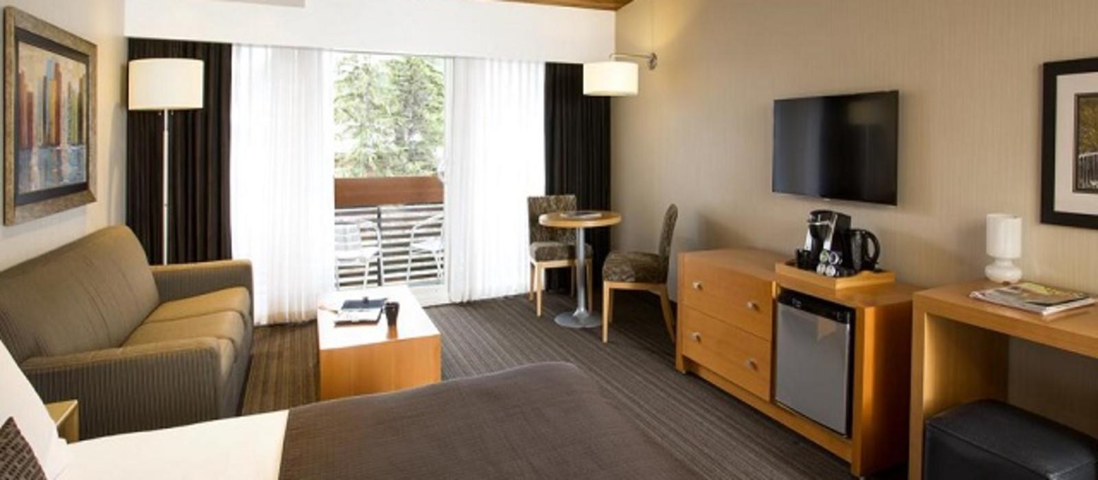 Hotel Banff Aspen Lodge Kanada
