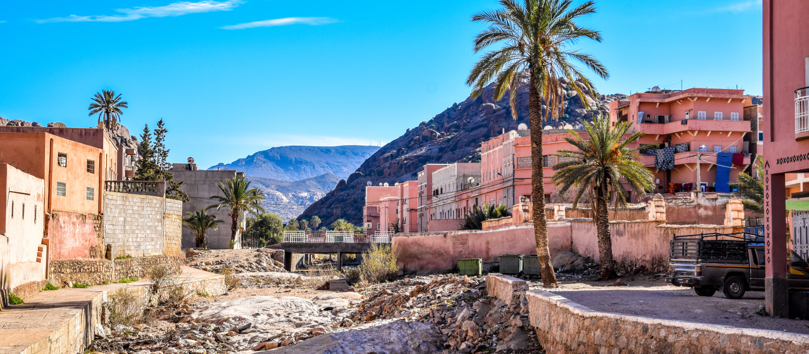 Hotel Saint Antoine Tafoukt Marokko