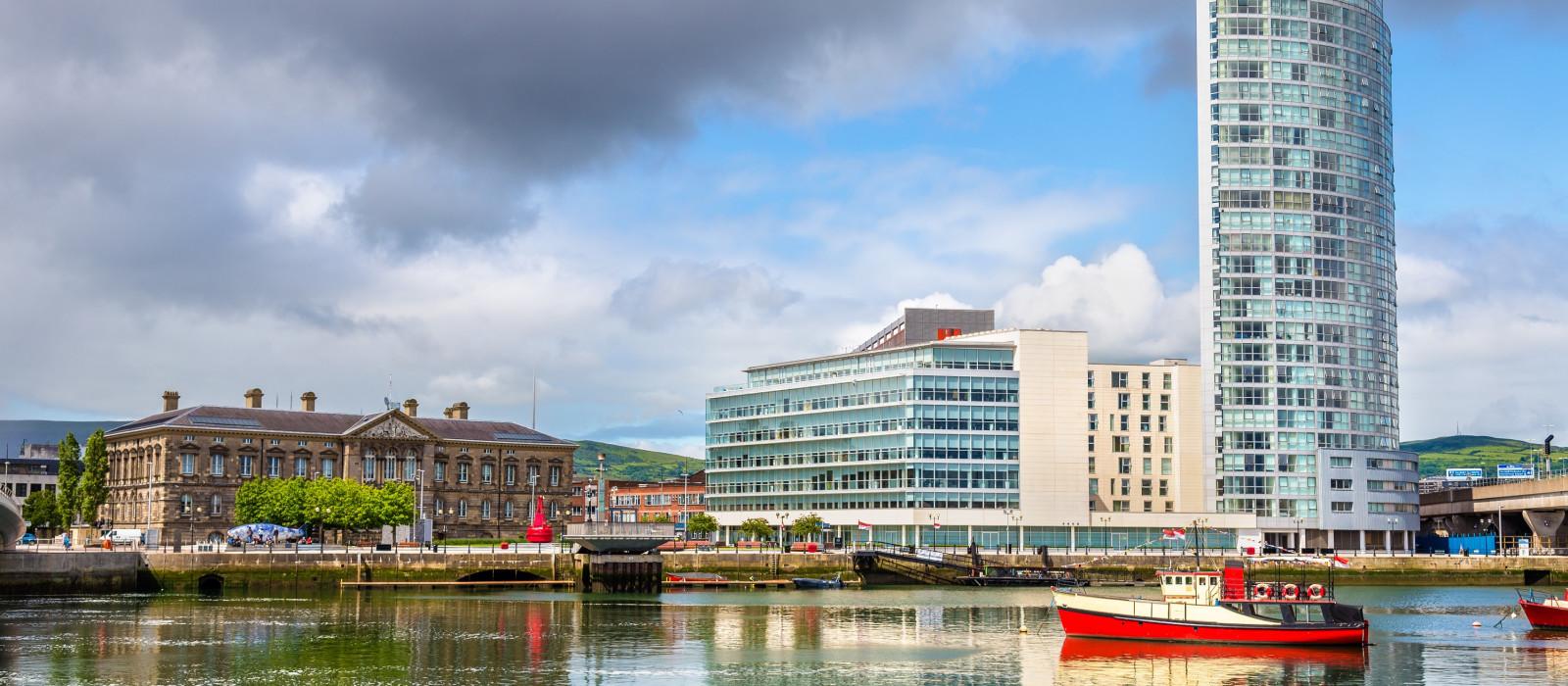 Destination Belfast UK & Ireland