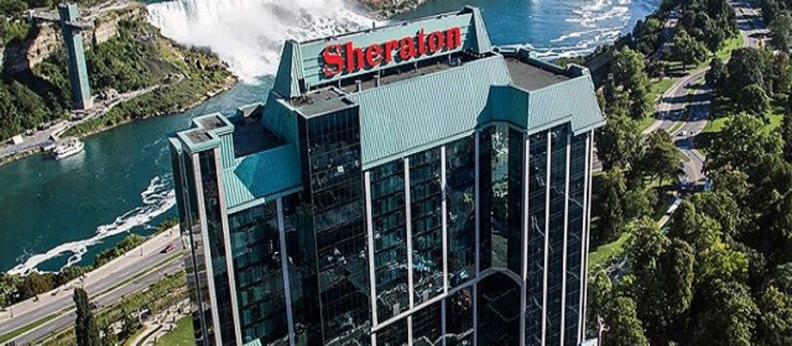 Hotel Sheraton on the Falls Canada