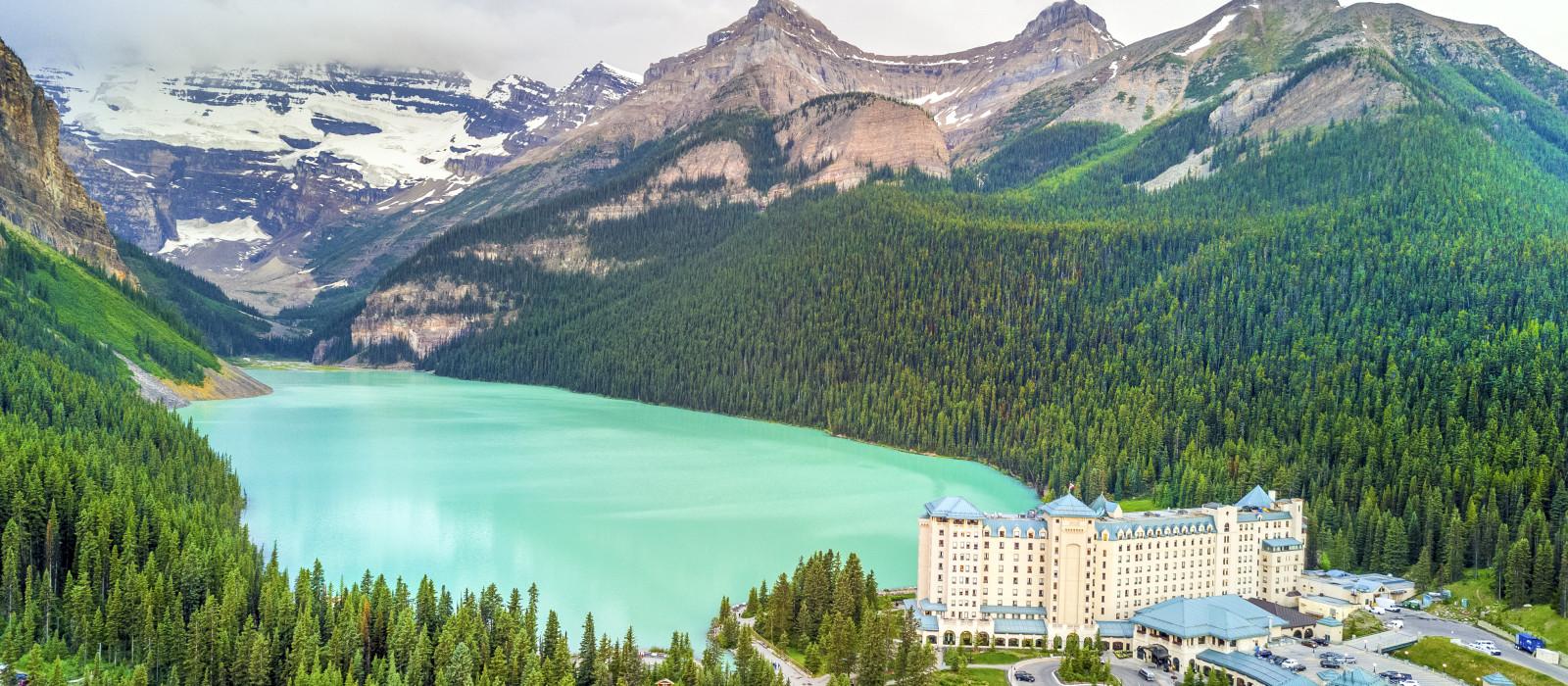 Reiseziel Lake Louise Kanada