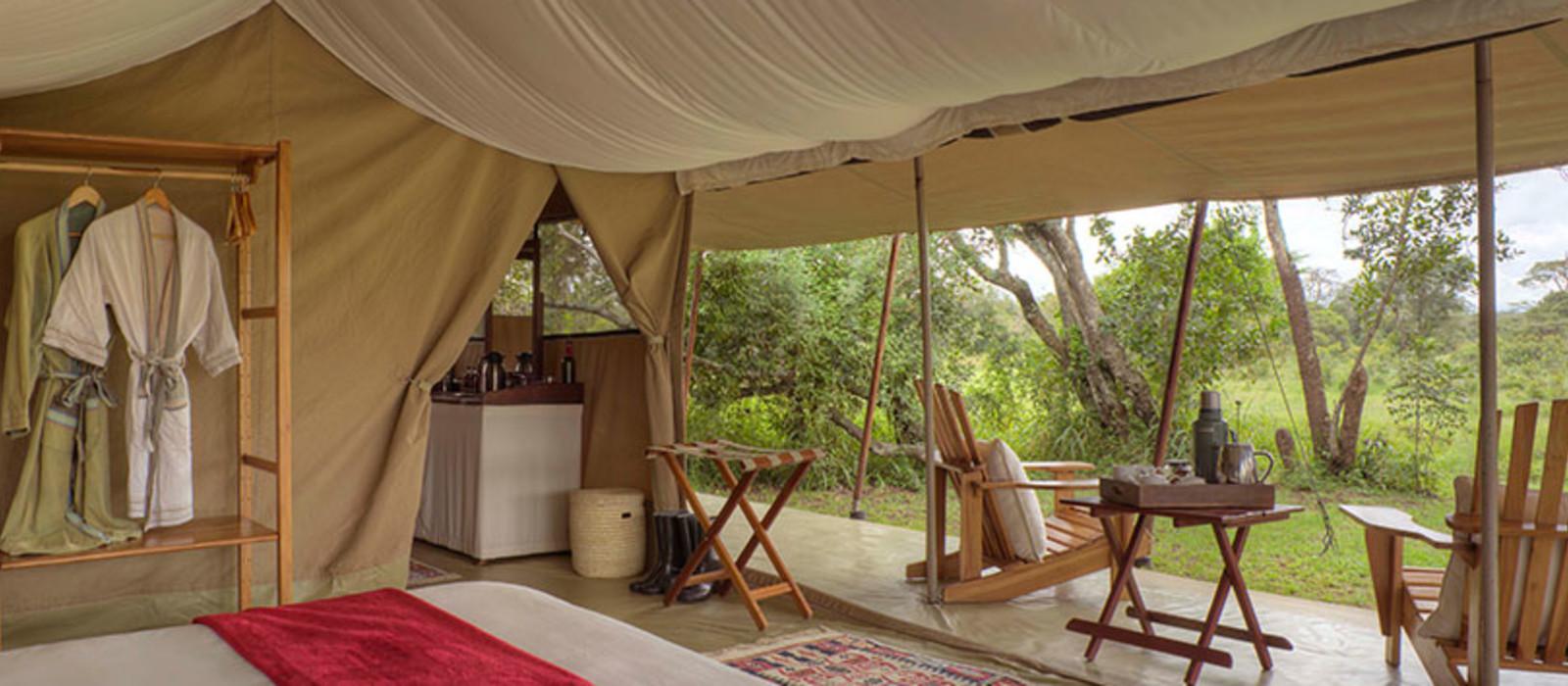 Hotel Ol Pejeta Bush Camp Kenia