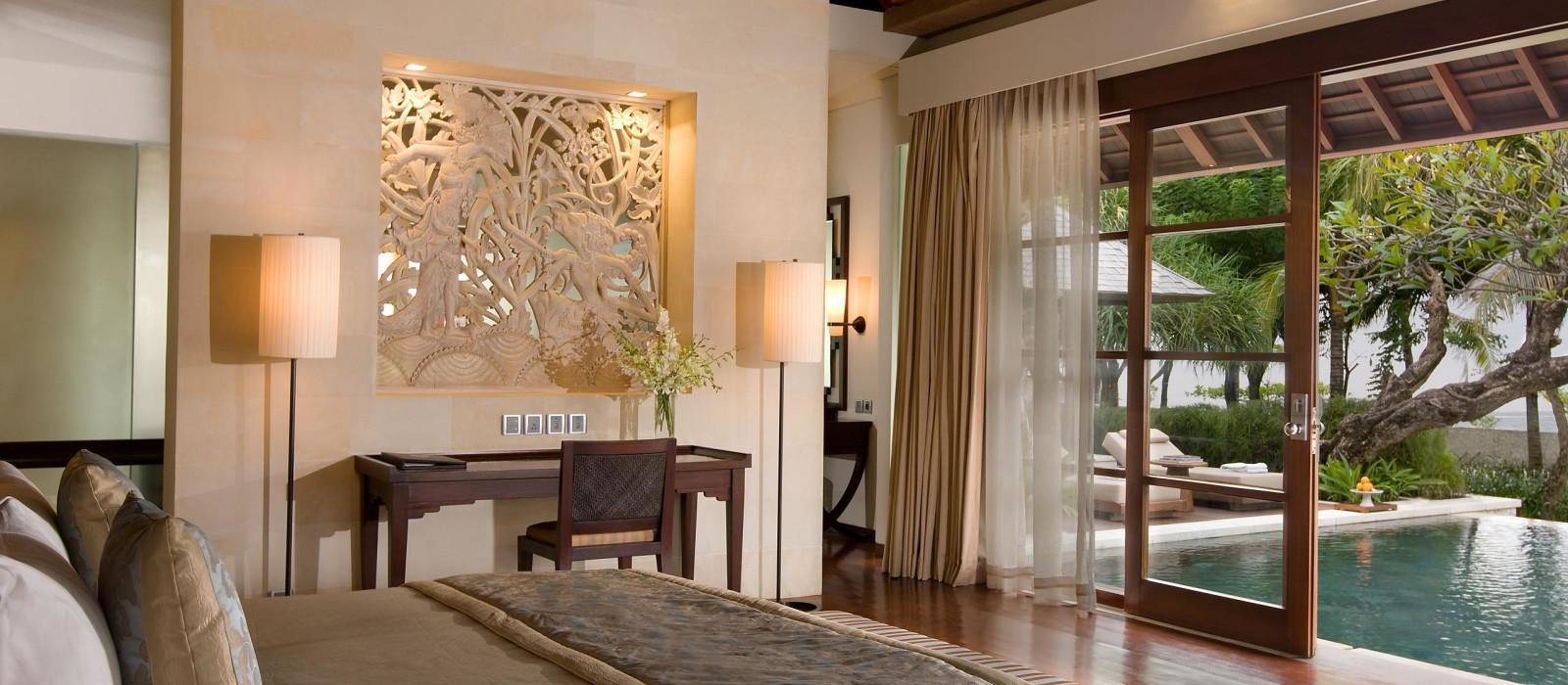 Hotel The Royal Santrian Luxury Beach Villas Indonesien