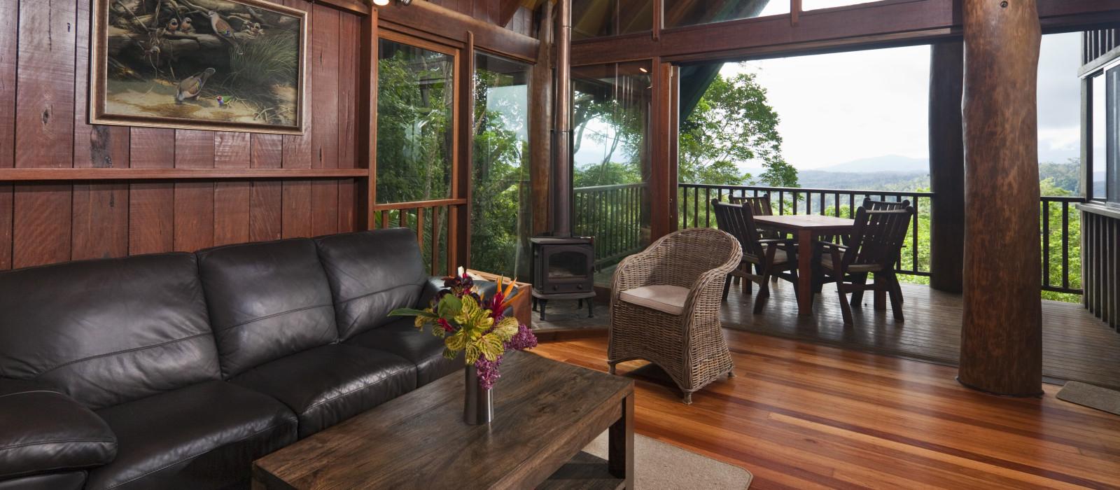 Hotel Rose Gums Wilderness Retreat Australia