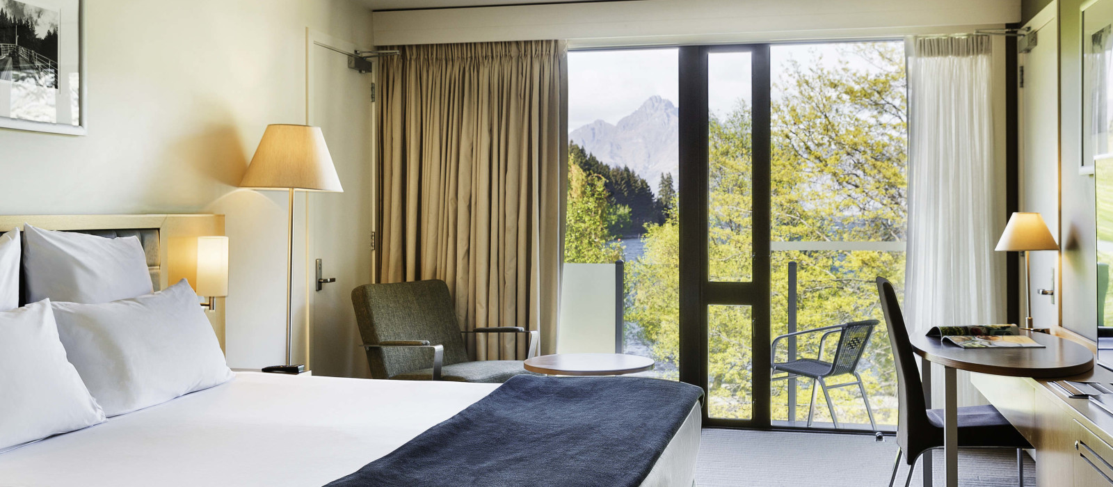 Hotel Novotel Lakeside Neuseeland