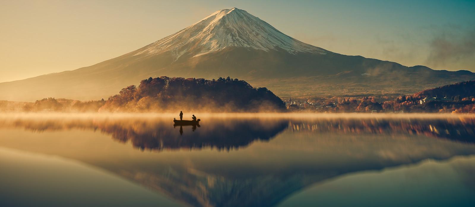 Hotel Mt Fuji Berghütte Japan