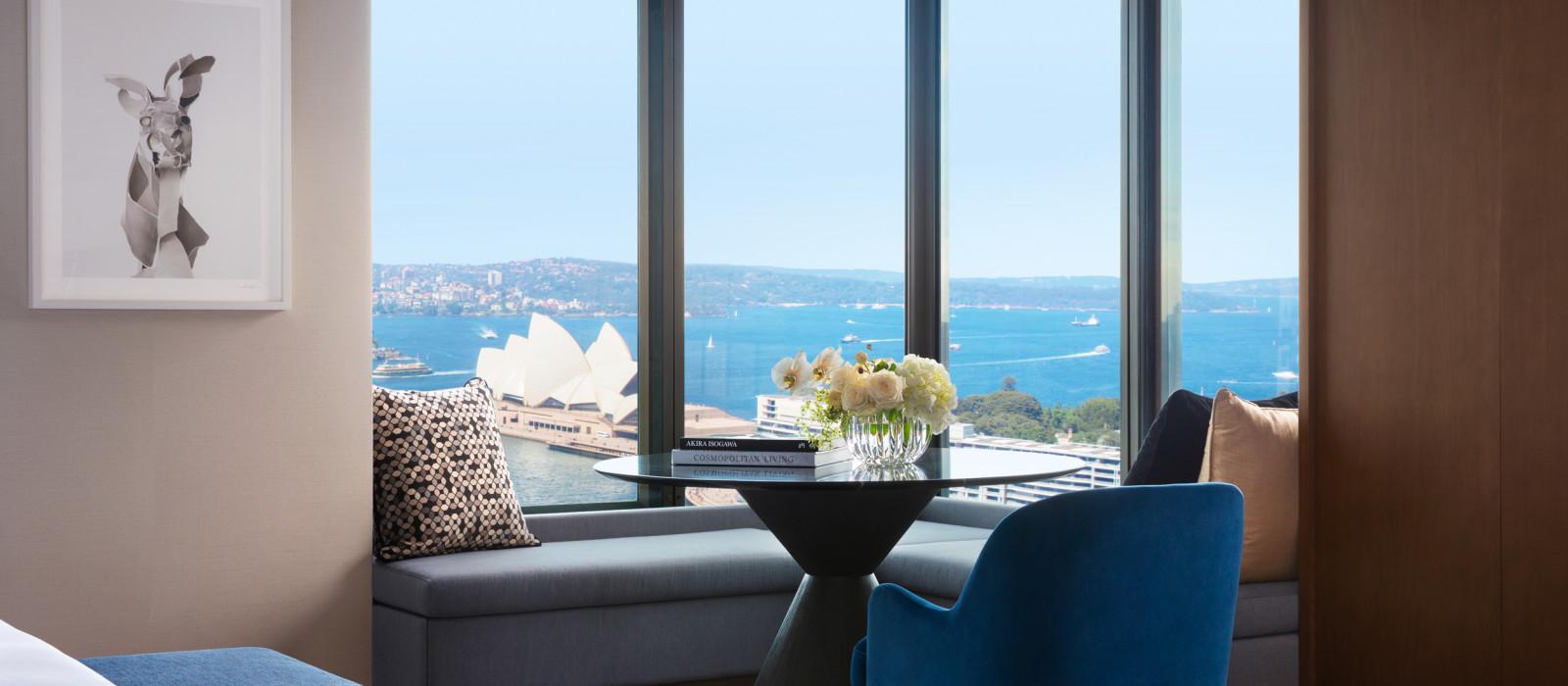 Hotel The Four Seasons  Sydney Australia