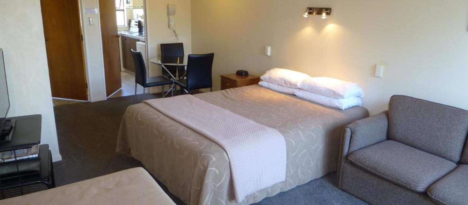 Hotel Balmoral Motel New Zealand