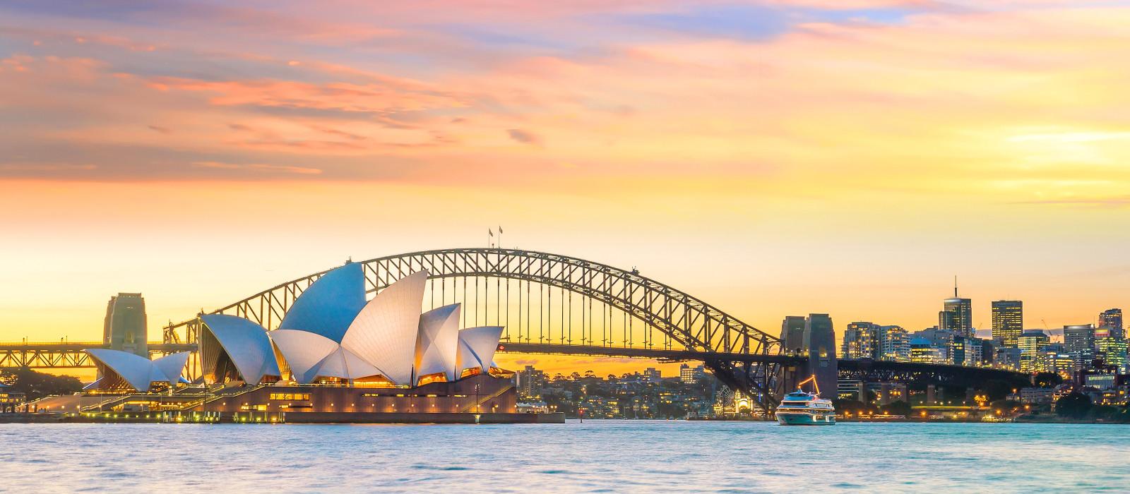 Destination Sydney Australia
