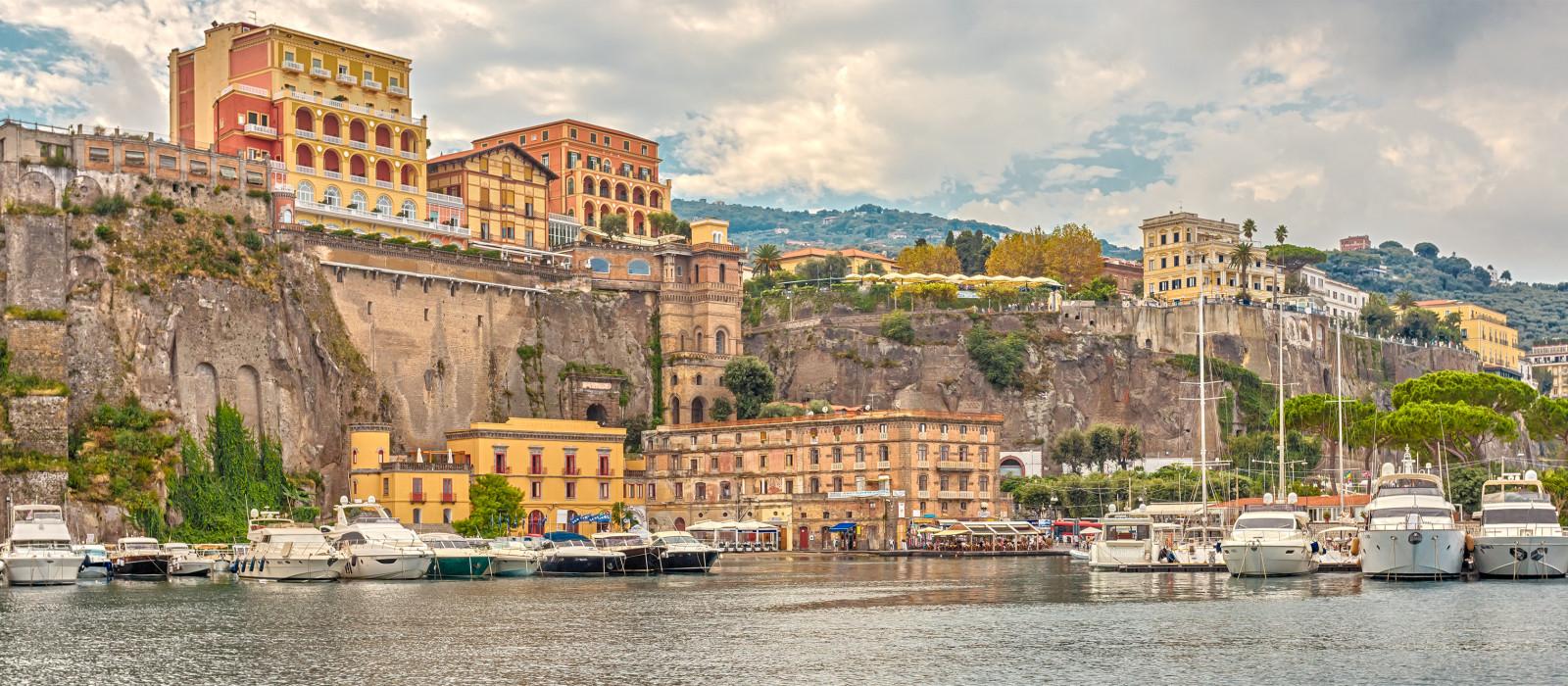 Destination Sorrento Italy