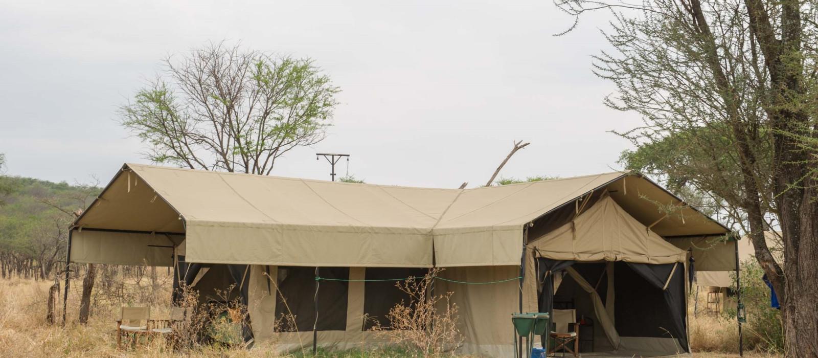 Hotel Mara Kati Kati Tented Camp Tanzania