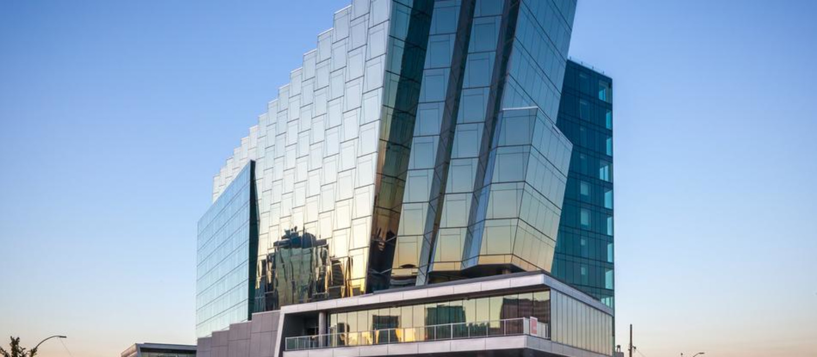 Hotel Doubletree by Hilton Edmonton Downtown Kanada