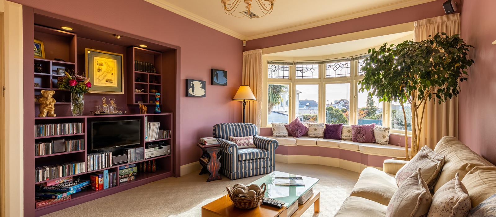 Hotel Shelbourne Villa New Zealand