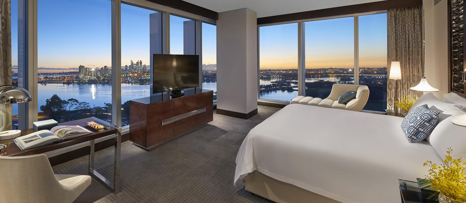 Hotel Crown Towers Perth Australia