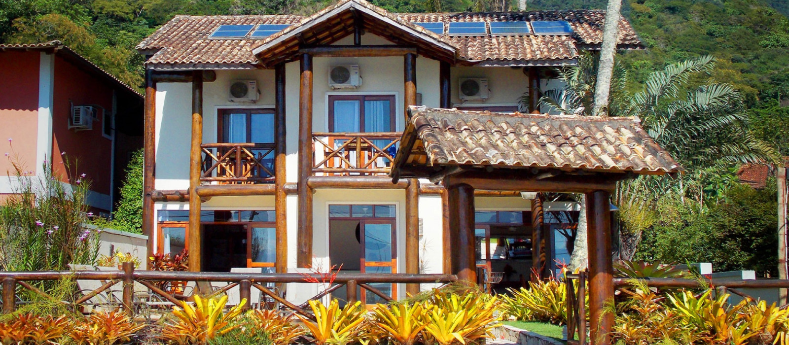 Hotel Caiçara Pousada Brazil