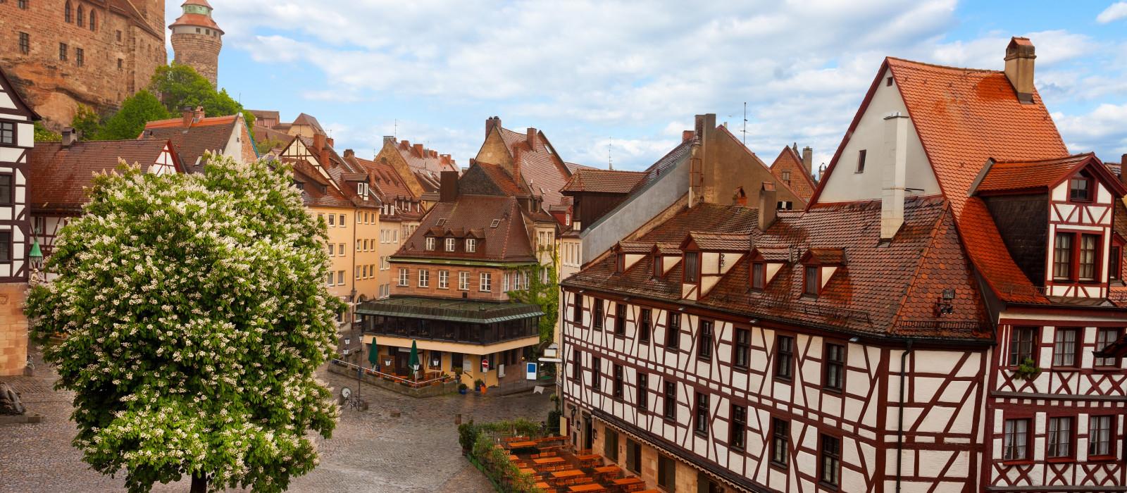 Destination Nuremberg Germany