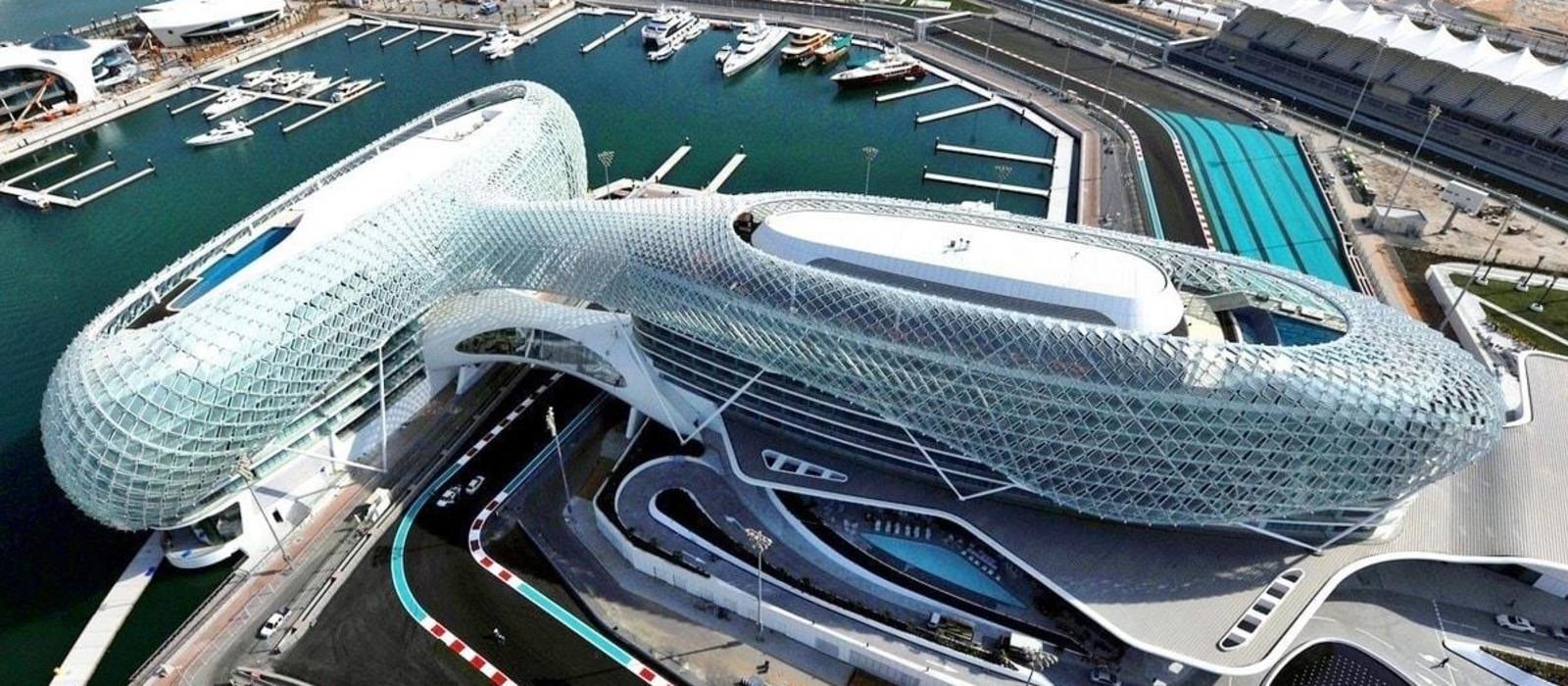 Hotel W Abu Dhabi – Yas Island Vereinigte Arabische Emirate